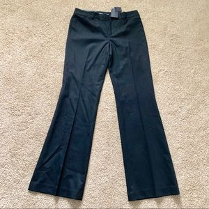 Club Monaco Women Sz 8 Black Wool Dress Pants